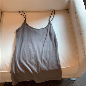 BP gray camisole